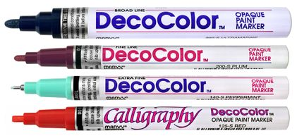Oil-Based Paint Markers