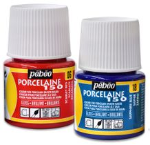Pebeo Porcelaine 150 Paint - Transparent