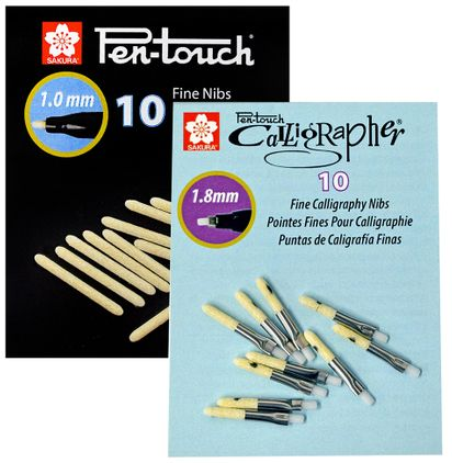 Pen-touch Replacement Tips