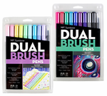 Tombow Dual Brush Pens & Sets