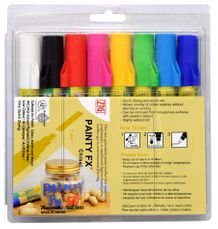 Zig Painty FX Chisel Tip Set of 8