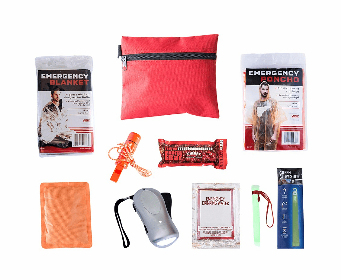 Childrens  Mini Survival Kit