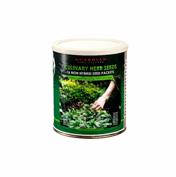 Culinary Can of Seeds