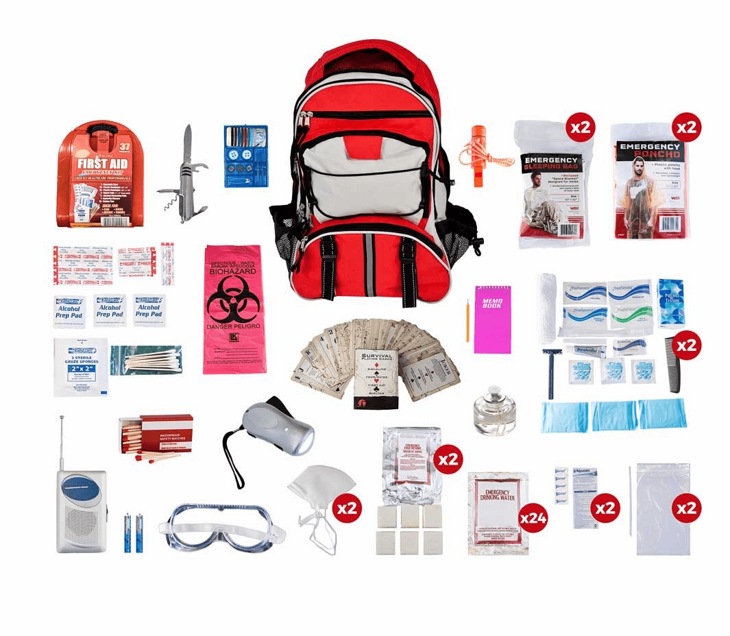 Deluxe Survival Kits