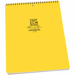 Rite In The Rain Maxi Top Spiral All-Weather Notebook