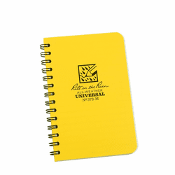 Rite In The Rain Side Spiral All-Weather Notebook 3.25X5