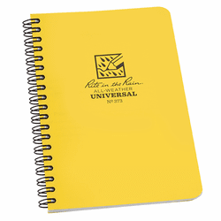 Rite In The Rain Side Spiral All-Weather Notebook 4.63 X 7
