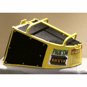 RC-DC<br>Dust Cover Kit <br> for the <br>4.4 grass catchers  <br>