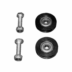 DB-1<br>Front Pulleys<br>(for RA27 cable <br>model only)