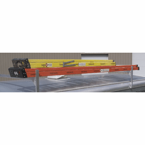 RA-28<br>Fitz-All<br> Trailer Ladder Racks <br> <br> <br>