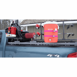 RA-36<br>Pickup Truck<br> Landscape Kit <br> w/2-Place Trimmer Rack