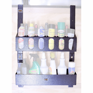 RA-10AB<br>Lubrication Rack<br> & Bin <br> <br> <br>