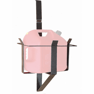 RA-1L<br>5-Gallon <br>Gas Can / Cooler Rack <br> <br>