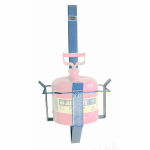 RA-1S<br>2.5-Gallon<br> Gas Can Rack <br>  <br> <br>