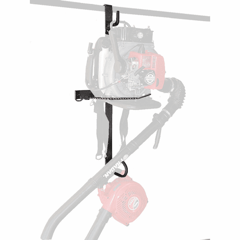 RA-4<br>Back Pack Blower Rack <br>  <br>