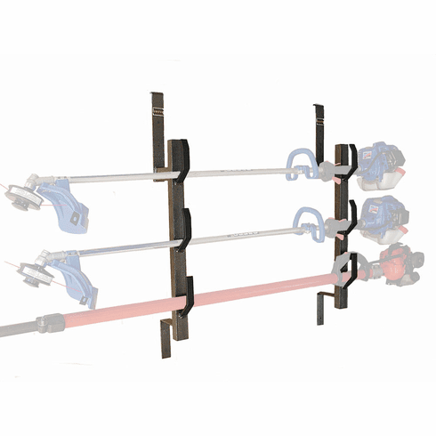 RA-5<br>3 Place Enclosed Trimmer Rack <br> <br> <br>