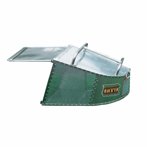 RCMMS4-RMBS2 <br>Multi-Mount Stainless Steel/Aluminum Catcher