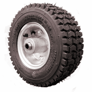 REZ304<br>Tire, Hub & Rim Assembly <br>with Bearing
