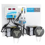 Rola-Chem 554500 Ready-To-Mount Digital ORP/pH Controller System