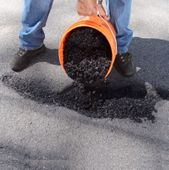 ASPHALT MORTAR REPAIR & PATCH KIT