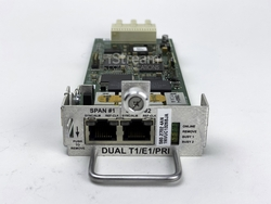 Mitel/Inter-Tel 5000 Dual T1/E1/PRI Card - 2 Port Module (Part# 580.2702) - Professionally Refurbished