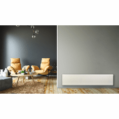 """12"""" X 56"""" Pensotti Double Steel Panel Radiator Package"""
