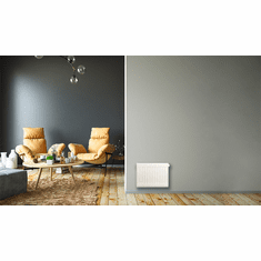 """12"""" X 16"""" Pensotti Double Steel Panel Radiator Package"""