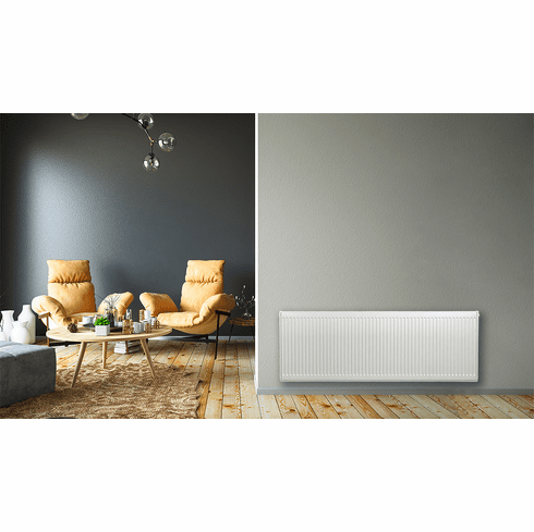 "20"" x 56"" Pensotti Double Steel Panel Radiator Package"