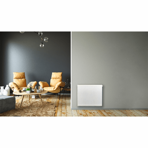"24"" X 28"" Pensotti Double Steel Panel Radiator Package"
