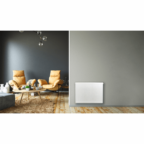 """24"""" X 32"""" Pensotti Double Steel Panel Radiator Package"""