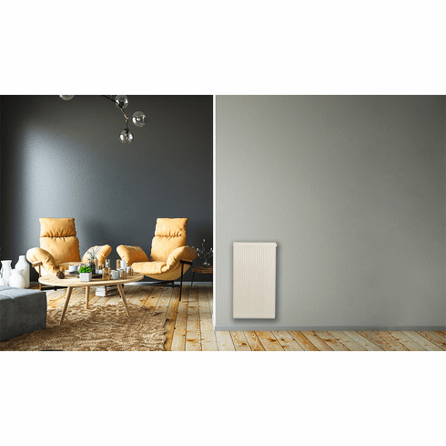 """36"""" X 20"""" Pensotti Double Steel Panel Radiator Package"""