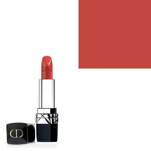 Christian Dior Rouge Couture Color Lipstick 555 Dolce Vita 3.5g / 0.12oz