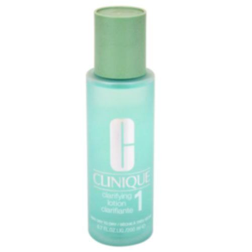 Clinique Clarifying Lotion 1 6.7oz Very Dry to Dry Skin 6.7 oz