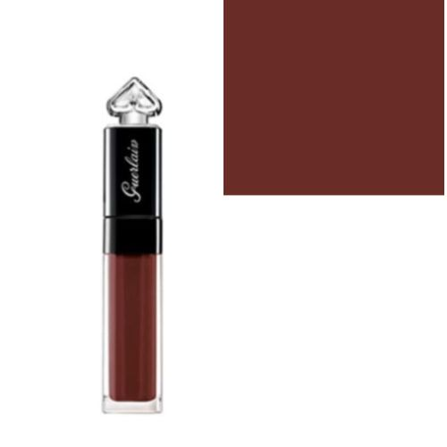 Guerlain La Petite Robe Noire Lip ColourInk Liquid Lipstick L102 Ambitious 0.2 oz / 6 ml