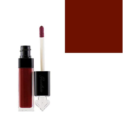 Guerlain La Petite Robe Noire Lip ColourInk Liquid Lipstick L122 Dark Sided 0.2 oz / 6 ml