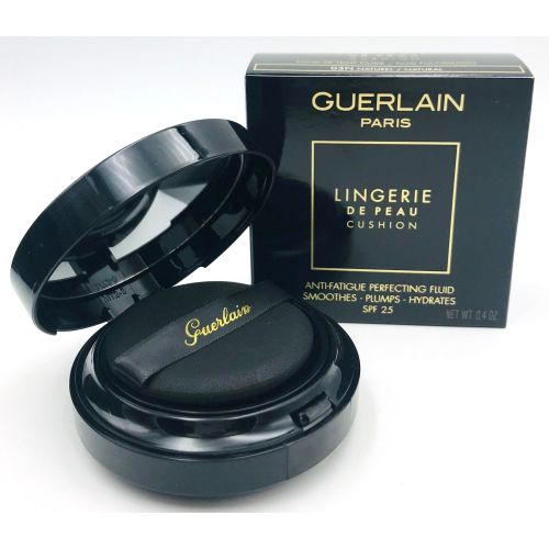 Guerlain Lingerie De Peau Cushion Fluid Foundation SPF 25 03N Natural 14 g / 0.4 oz