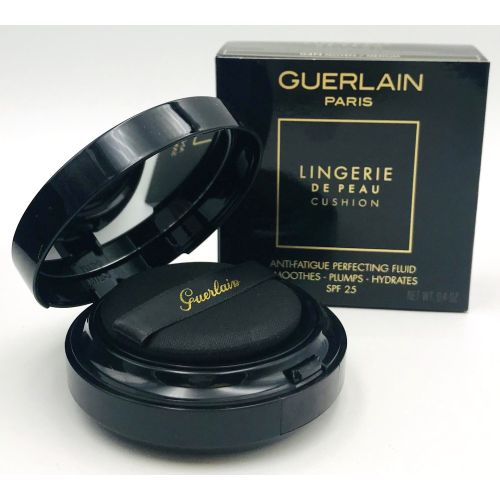 Guerlain Lingerie De Peau Cushion Fluid Foundation SPF 25 04N Medium 14 g / 0.4 oz