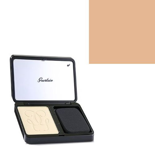 Guerlain Lingerie De Peau Mat Alive Buildable Compact Powder Foundation SPF 15 02N Light 0.29 oz / 8.5 g