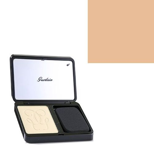 Guerlain Lingerie De Peau Mat Alive Buildable Compact Powder Foundation SPF 15 03N Natural 0.29 oz / 8.5 g