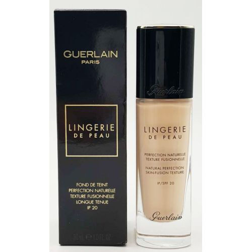 Guerlain Lingerie de Peau Natural Perfection Foundation SPF 20 01C 1 oz