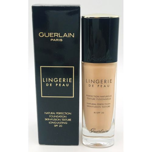 Guerlain Lingerie de Peau Natural Perfection Foundation SPF 20 04 C Medium Cool 1 oz