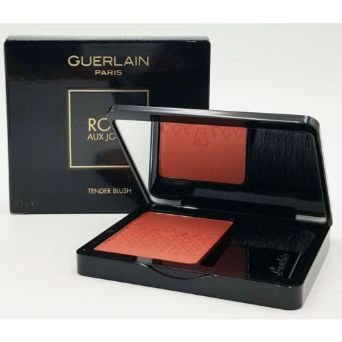 Guerlain Rose Aux Joues Tender Blush 02 Chic Pink 6.5 g / 0.22 oz