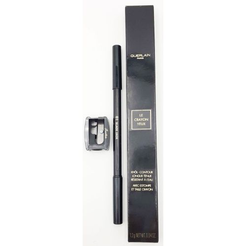 Guerlain The Eye Pencil 01 Black Jack Water-Resistant