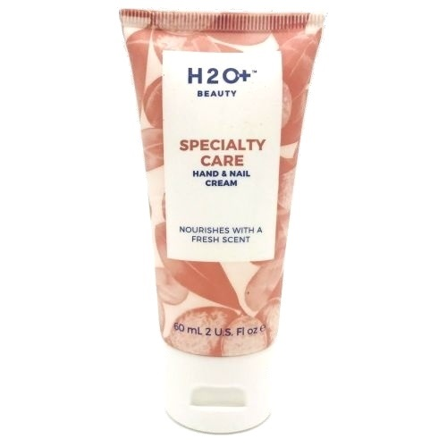 H2O Plus Specialty Care Hand & Nail Cream 2oz Travel Size