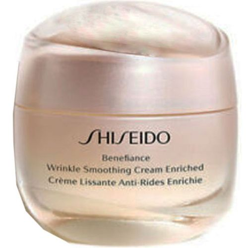 Shiseido Benefiance Wrinkle Smoothing Day Cream Enriched 1.8 oz / 50 ml