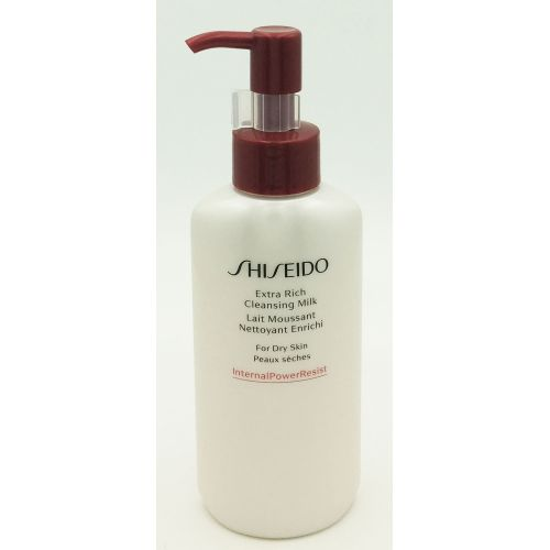 Shiseido Extra Rich Cleansing Milk for Dry Skin 125 ml / 4.2 oz