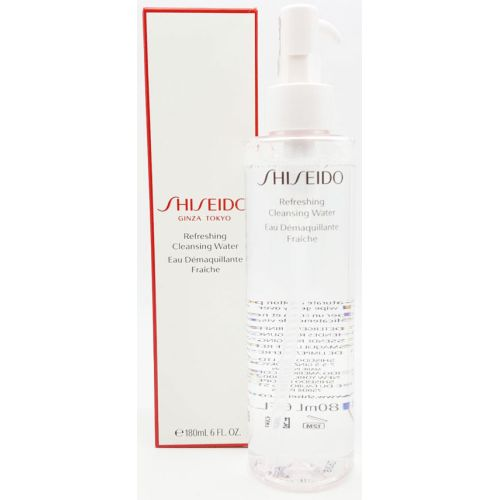 Shiseido Refreshing Cleansing Water 6 oz / 180 ml