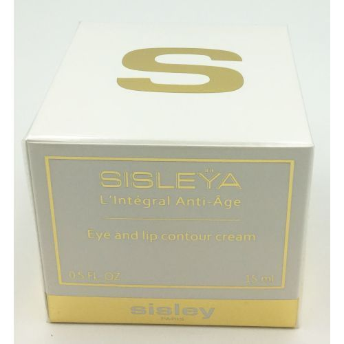 Sisley Sisleya L'Integral Anti-Age Eye & Lip Contour Cream 0.5 oz  / 15 ml