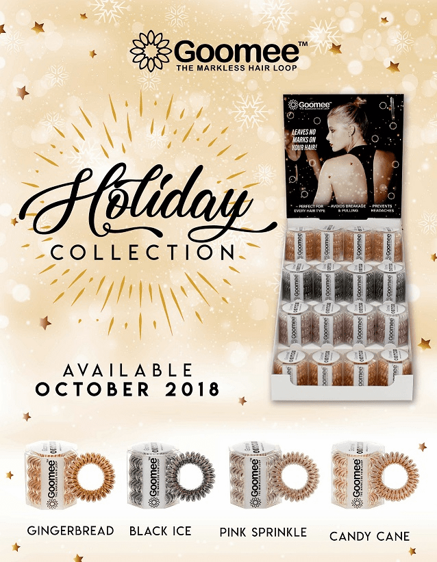 Goomee - Holiday Collection 4pk
