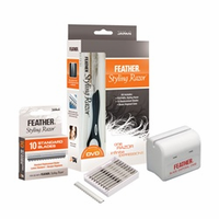 Jatai Intro Set - Razor, 10 Blades, DVD & Disposal case